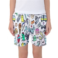 Story Of Our Life Women s Basketball Shorts