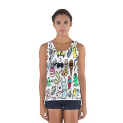 Story Of Our Life Women s Sport Tank Top