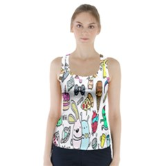 Story Of Our Life Racer Back Sports Top