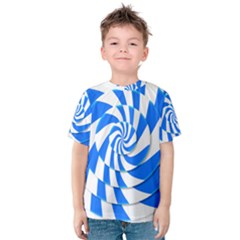 Swirl Kids  Cotton Tee