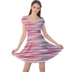 Gentle design Cap Sleeve Dresses