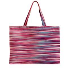 Gentle design Zipper Mini Tote Bag