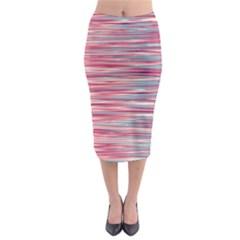 Gentle Design Midi Pencil Skirt