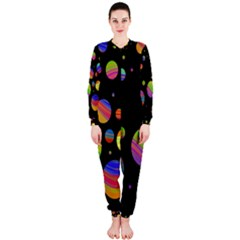 Colorful galaxy OnePiece Jumpsuit (Ladies)