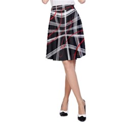 Not so simple 2 A-Line Skirt