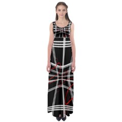 Not so simple 2 Empire Waist Maxi Dress