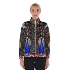 The Peacock Pattern Winterwear