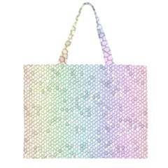 The Background Wallpaper Mosaic Large Tote Bag