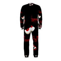 Happy Halloween - red eyes monster OnePiece Jumpsuit (Kids)