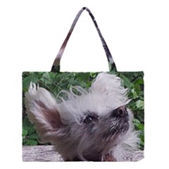 Chinese Crested Medium Tote Bag