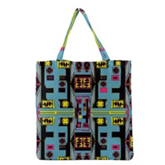Dvd Grocery Tote Bag