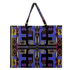 =p=p=yjyu]pfvd Zipper Large Tote Bag