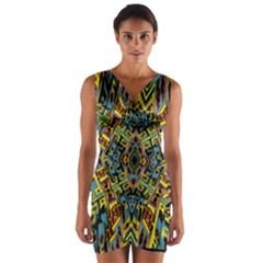 =p=p=yjyutbp[ jhm (2)btthbfv Wrap Front Bodycon Dress