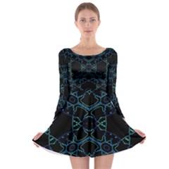 Clothing (127)thtim Long Sleeve Skater Dress