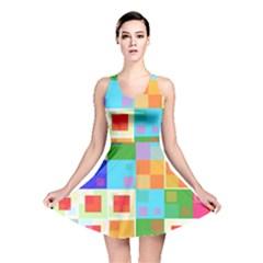Arrangement Aesthetics Aesthetic  Reversible Skater Dress