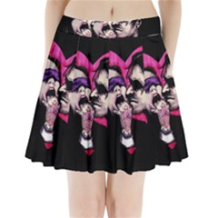 I Know What You Want Pleated Mini Skirt