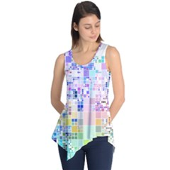 Creativity  Sleeveless Tunic