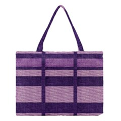 Fabric Texture Textile Surface  Medium Tote Bag