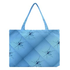 Spider Pattern Medium Tote Bag