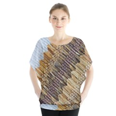 Texture Fabric Fabric Texture Blouse