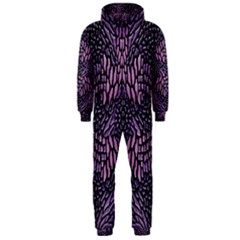 PINK REPTILE Hooded Jumpsuit (Men)