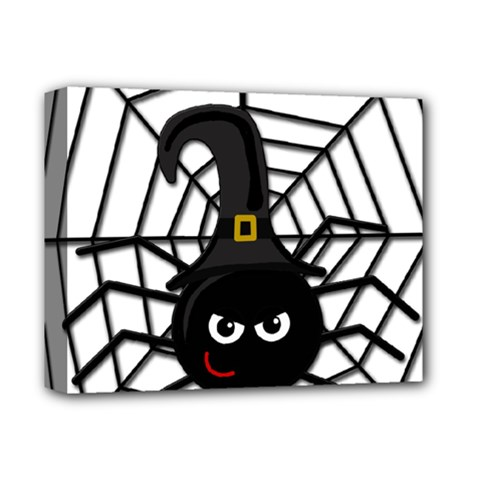 Halloween cute spider Deluxe Canvas 14  x 11