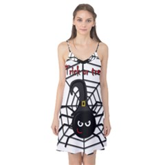 Halloween cute spider Camis Nightgown