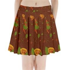 Autumn 01 Pleated Mini Skirt