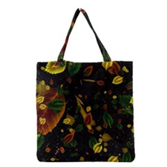 Autumn 03 Grocery Tote Bag