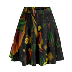 Autumn 03 High Waist Skirt