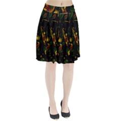 Autumn 03 Pleated Skirt