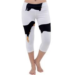 Gsmd Silo Color Capri Yoga Leggings