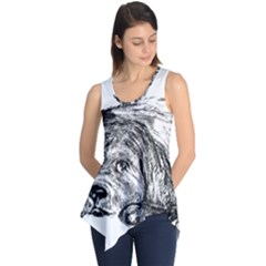 Newfoundland Art Sleeveless Tunic