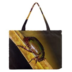 Insect  Medium Zipper Tote Bag
