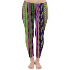 Play Swirls Vertical Winter Leggings