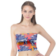 Little Flying Pigs Tube Top
