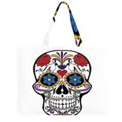 Cranium Large Tote Bag