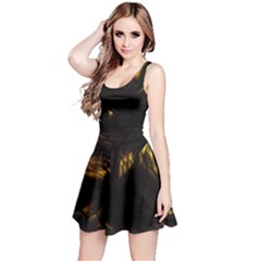 Earth Dragon Reversible Sleeveless Dress