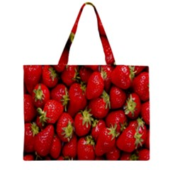 Red Fruits Medium Tote Bag