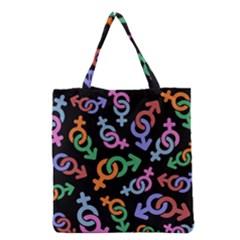 Sexsymbol Grocery Tote Bag