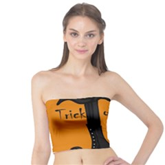 Halloween - witch boots Tube Top