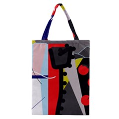 Looking forwerd Classic Tote Bag