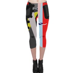 Looking forwerd Capri Leggings