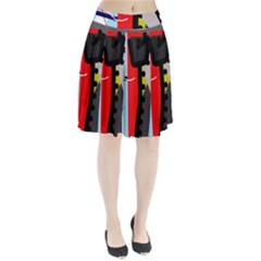 Looking forwerd Pleated Skirt
