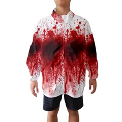 Gunshot Wound Wind Breaker (Kids)