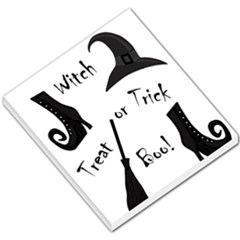 Halloween witch Small Memo Pads