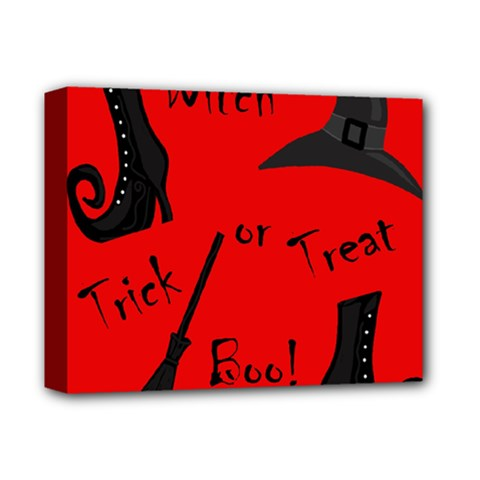 Witch supplies  Deluxe Canvas 14  x 11
