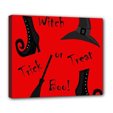Witch supplies  Deluxe Canvas 24  x 20