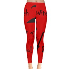 Witch supplies  Leggings