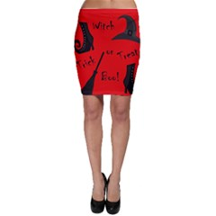 Witch supplies  Bodycon Skirt
